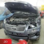 Покраска автомобиля Toyota Rav 4 -до